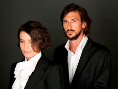 Bruno Nogueira e Manuela Azevedo -