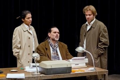 Pela Companhia de Teatro de Braga -