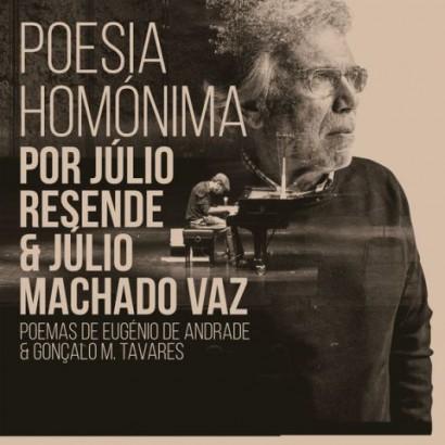 Com Júlio Resende e Júlio Machado Vaz -