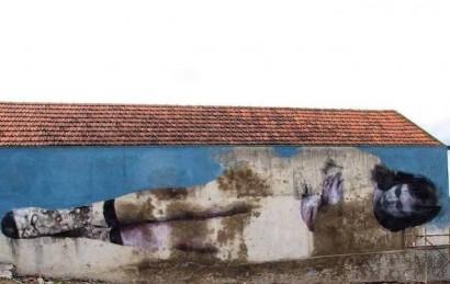 O potencial da Arte Urbana. -
