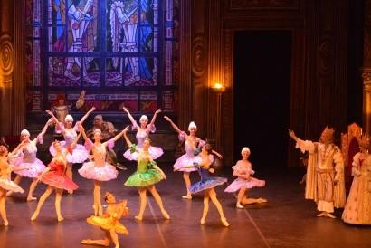 Companhia Russian Classical Ballet -