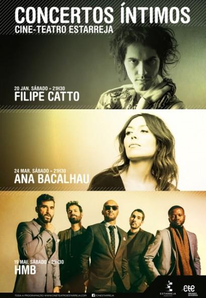 FILIPE CATTO + ANA BACALHAU + HMB -