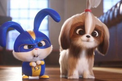 THE SECRET LIFE OF PETS 2 -