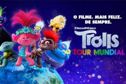 TROLLS WORLD TOUR -