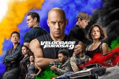 FAST AND FURIOUS 9 -