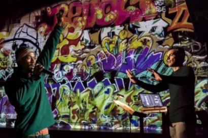 A PARTIR DA HISTÓRIA DO GRAFFITI - LAC+ESTAU12