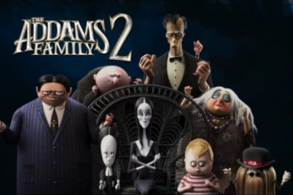 THE ADDAMS FAMILY 2 -